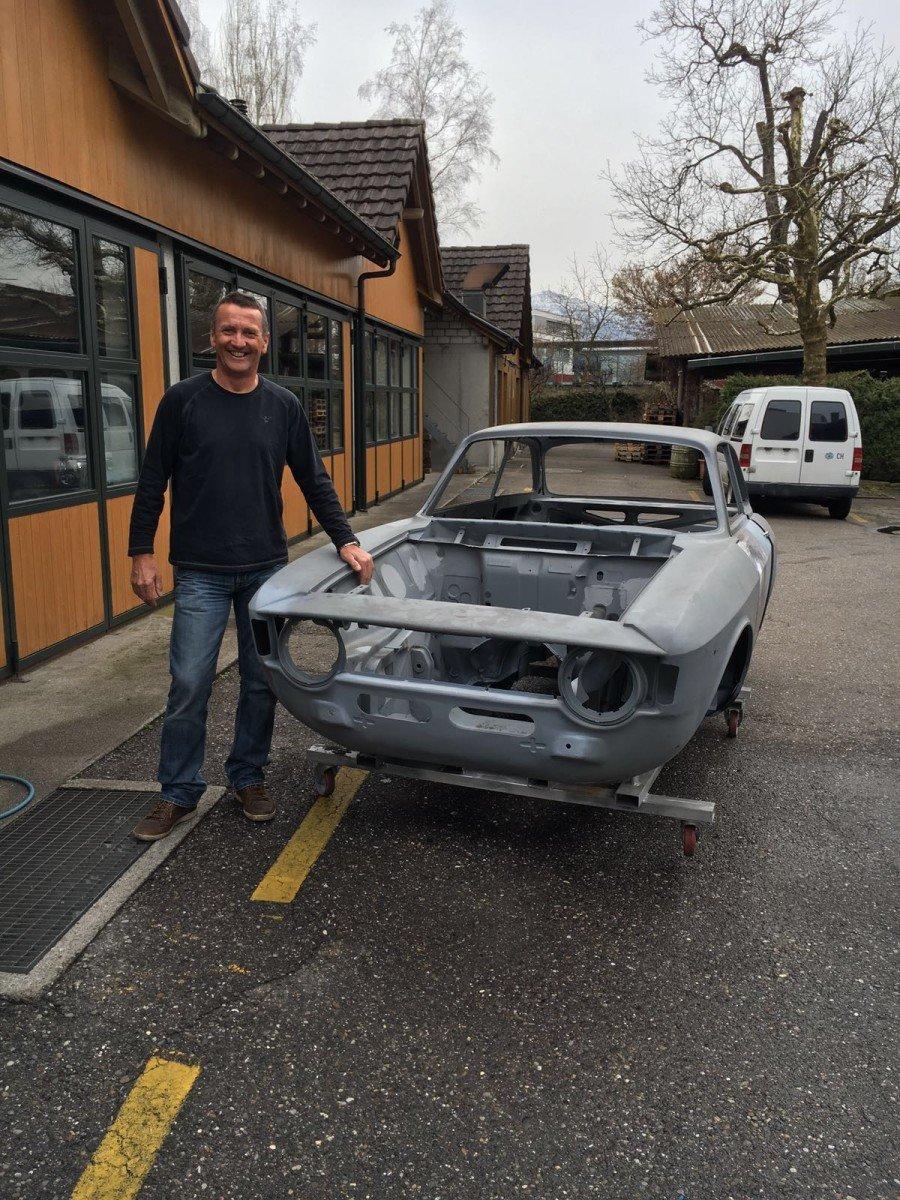 Joerg Joerien Alfa Tourenwagen